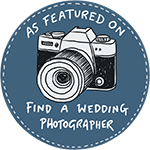 Wedding - find wedding photographer badge